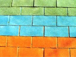 SQ彩色沥青瓦